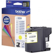 Brother LC-223Y inkt cartridge Geel (5,9 ML) - Origineel