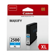 Canon PGI-2500C XL inkt cartridge Cyaan - Origineel (19,3 ML)