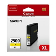 Canon PGI-2500Y XL inkt cartridge Geel - Origineel (19,3 ML)