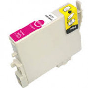Epson T0613 inkt cartridge Magenta (18ML) - Huismerk