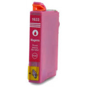 Epson T1633 inkt cartridge Magenta (10ML) - Huismerk