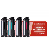 Samsung CLT-P404C toner cartridge Multipack - Huismerk set