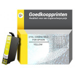 Epson T2714 inkt cartridge Geel - Huismerk (14ML)