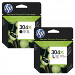HP 304XL inkt cartridge Multipack 5,5 ML / 7 ML - Origineel