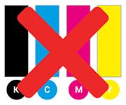 Inktcartridges foutmelding